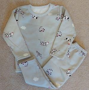 🌟 3 for $20 - Girls thick fleecy pyjamas